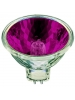 Ushio 1003200 - 50 Watt - MR16 - 12 Volt - Popstar - Magenta - EXT Spot - Front Glass Cover - 4,000 Life Hours